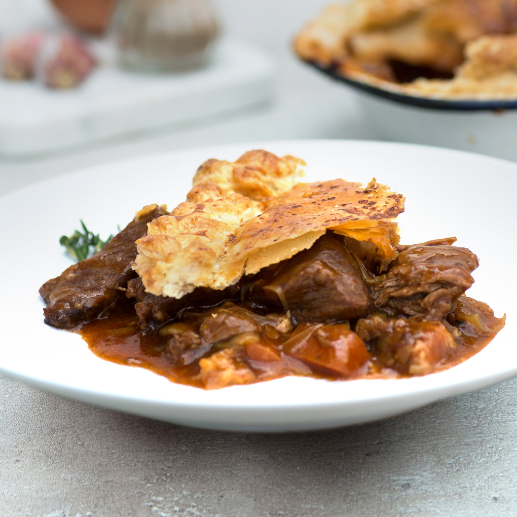 How to Cook Heritage Breed Steak & Ale Pie