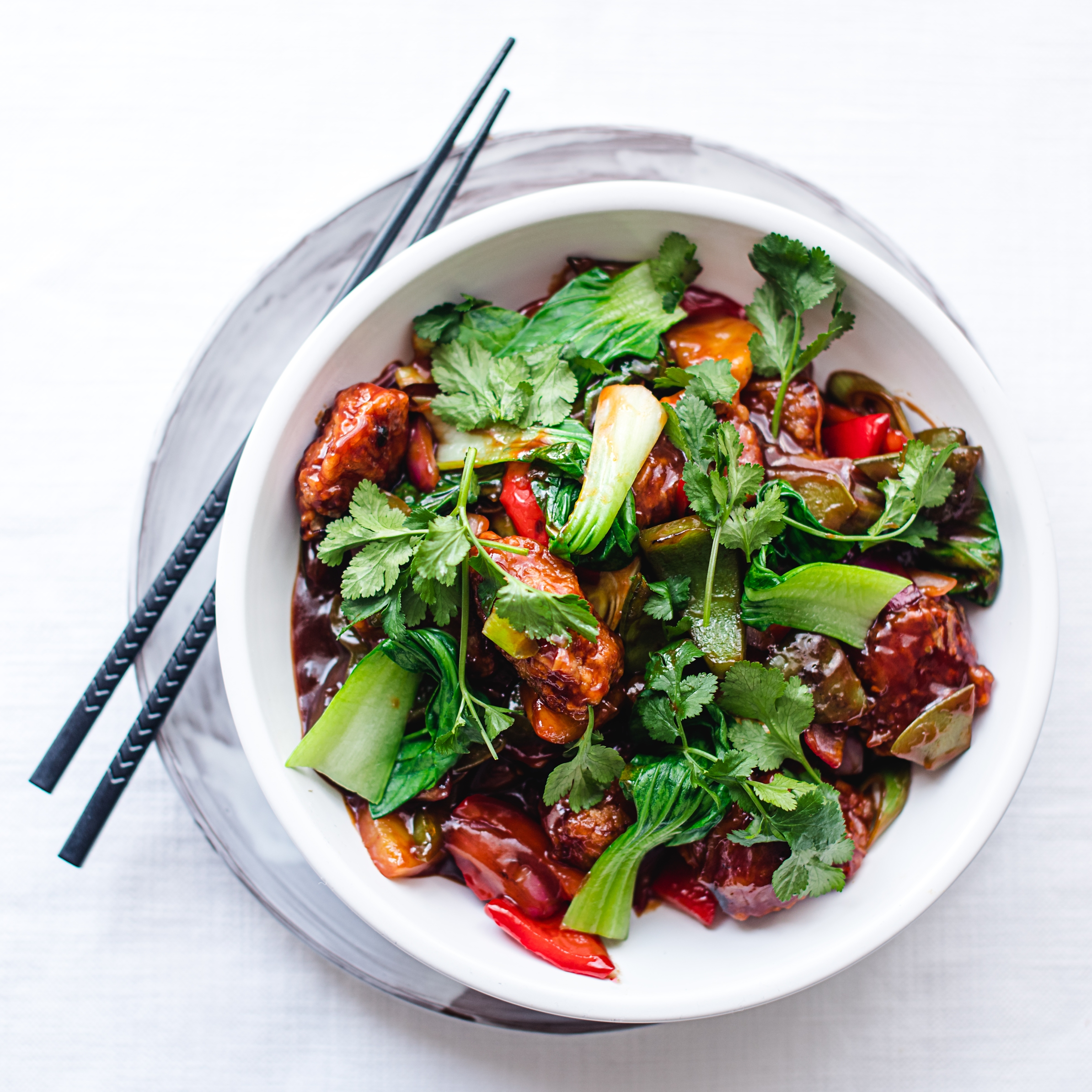 How To Cook Free Range Sweet and Sour Pork